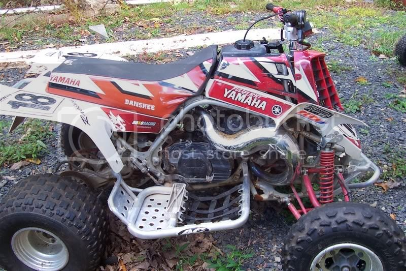 wrecked 2000 banshee for sale | Kawasaki ATV Forum