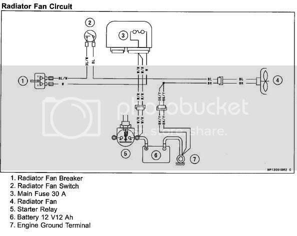 How to wire fan into ignition | Kawasaki ATV Forum  Brute Force Wiring Diagram on
