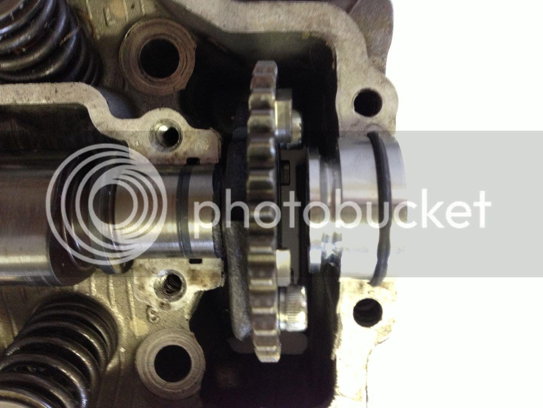 VFJ Billet Head Breather (crank case venting)   Kawasaki ATV